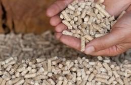 pellets para calefacción